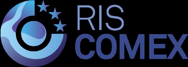 RIS COMEX Sticky Logo Retina